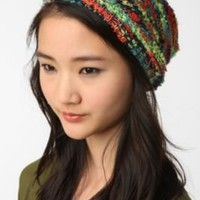 Staring at Stars Blur Boucle Slouch Beanie