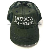 Backroads & Bonfires Hat