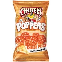 Chester's® Poppers Cheese Pizza Waffle Rounds 4.5 oz. Bag - Walmart.com