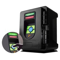Zillionz Secret Code Vault Coin Bank