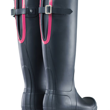 Back Adjustable Rain Boots | Original Bicolor Rain Boots | Hunter Boot