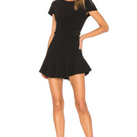 Amanda Uprichard Mckenna Dress in Black | REVOLVE