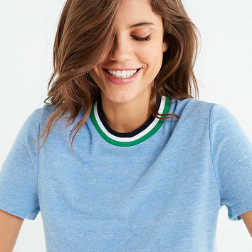 Project Social T Tipped Tee   Urban Outfitters