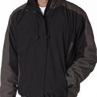 Mens Adventure Jacket | UltraClub Adult Adventure 3-in-1 Systems Jacket