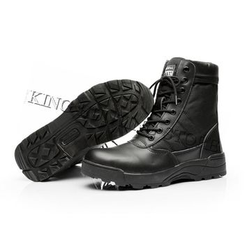 Tactical Boots Military Desert SWAT American Combat Boots Outdoor Shoes Breathable Wearable Boots Hiking EUR size 39-45