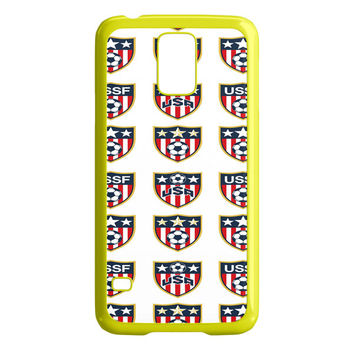 USA Soccer Ball World Cup Samsung Galaxy S5 Case