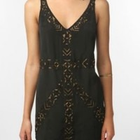 UrbanOutfitters.com > Ecote Embellished Shift Dress