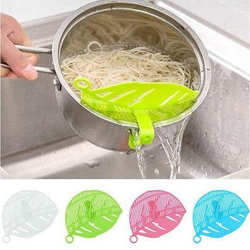 1 X Cleaning Rice Tool Kitchen Tool Gadget Practial Plastic Kitchen Rice Beans Washing Cleaning Home