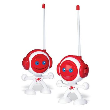 Space Duo Walkie-Talkie Set