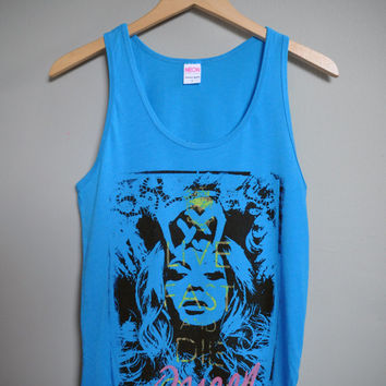 Beyoncé - Live Fast And Die Queen Tank Top (XS-XL)