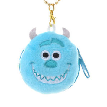 Sulley Plush Keychain Tiny Pouch ❤ Monsters Inc
