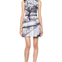 Mary Katrantzou | Kardia Dress in Uppety Do www.FORWARDbyelysewalker.com