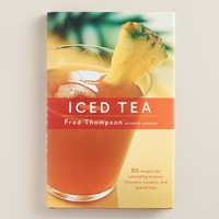 """Iced Tea"" Recipe Book"