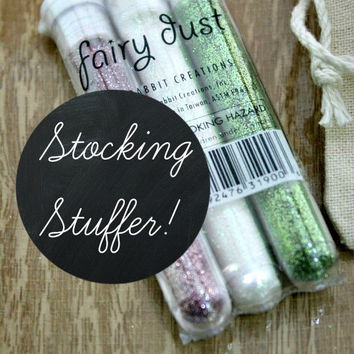 Fairy Dust/Pixie Dust - Stocking Stuffer, Gift Idea