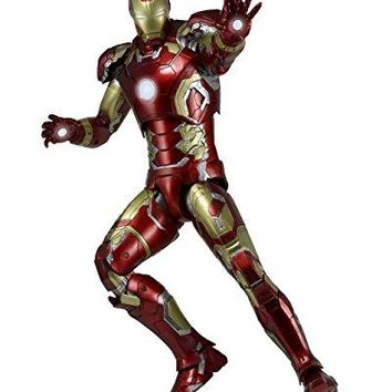 NECA Avengers 2: Iron Man Mark 43 Action Figure (1/4 Scale)