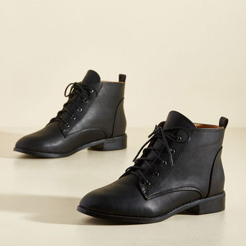 Endlessly Essential Boot in Black | Mod Retro Vintage Boots | ModCloth.com