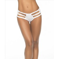 Mapale Strap Hipster Bikini Bottom (Many Colors Available)