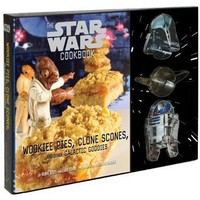 Wookiee Pies, Clone Scones, and Other Galactic Goodies - Star Wars Recipe Kit - Whimsical & Unique Gift Ideas for the Coolest Gift Givers