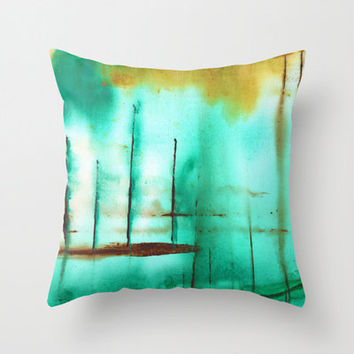 Piers Indoor and Outdoor Throw Pillows