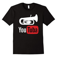 Funny Tuba Tshirt for Tuba player - Tubist in brass band