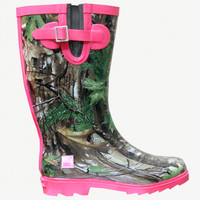 Camo Rain boots for Women | Realtree Xtra Jo-Jo Rain Boot