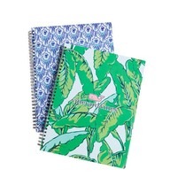 Banana/Scallop Large Notebook Set