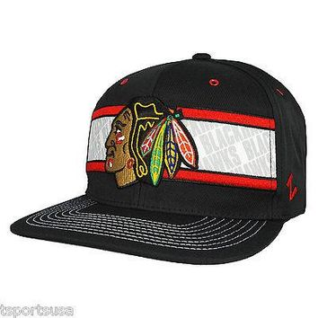 Chicago Blackhawks Epic Snapback Adjustable Cap