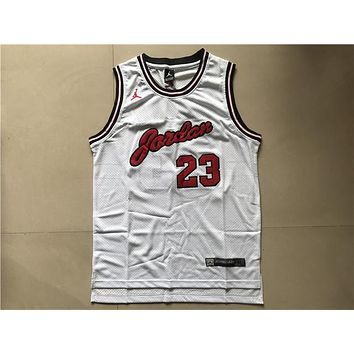 Nba Chicago Bulls #23 Jordan Commemorative Edition Swingman Jersey | Best Deal Online