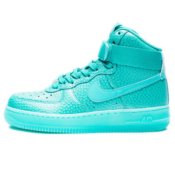NIKE WOMEN'S AIR FORCE 1 HI PRM - LIGHT RETRO | Undefeated