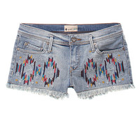 Roxy Blaze Embroidered Shorts at PacSun.com