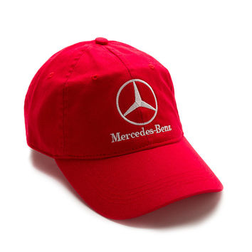 "Club Foreign Logo Hat ""Merc"" Red"