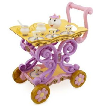 Belle Magical Tea Cart Play Set | Play Sets | Disney Store