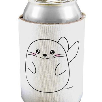Cute Seal Can / Bottle Insulator Coolers by TooLoud