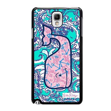 LILLY PULITZER VINEYARD VINES Samsung Galaxy Note 3 Case Cover