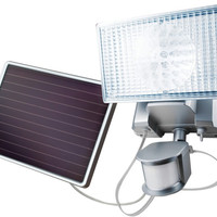 Maxsa Innovations - 100-LED Outdoor Solar Security Light