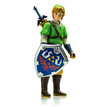 The Legend of Zelda: Skyward Sword Link Variant 20-Inch Action Figure - SDCC '15 Exclusive