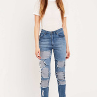 Cheap Monday Second Skin Innocence Blue Jeans - Urban Outfitters