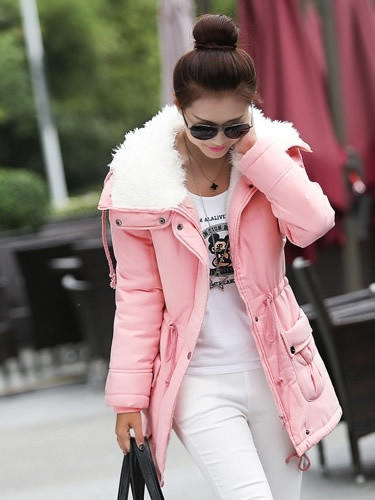 Women's Fashion Winter Outwear Casual from Bling Bling Deals