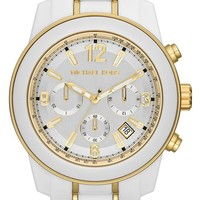 Michael Kors 'Preston' Chronograph Bracelet Watch, 43mm | Nordstrom