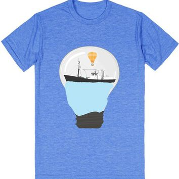 Magical Lamp | T-Shirt | SKREENED