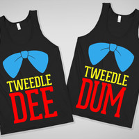 Tweedle Dee and Tweedle Dum Best Friend Shirts - Once Upon A Time