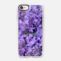 Lilacs iPhone 7 Case by Lisa Argyropoulos | Casetify