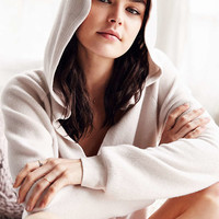 Project Social T So Fluffy Hooded Sweatshirt - Urban Outfitters