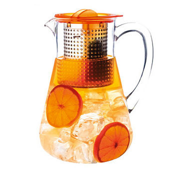 Iced Tea Pitcher - Large (61 oz) (Finum)