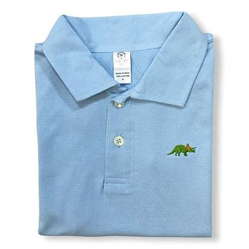 Triceratops Polo Tee