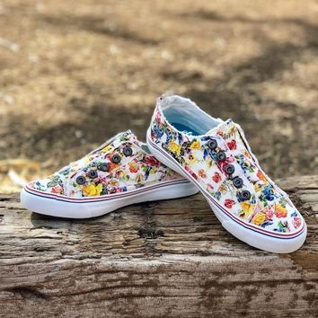 Blowfish Play Sneakers in Mystic Garden Floral