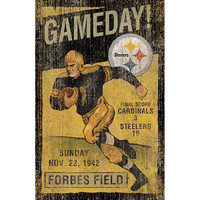 Pittsburgh Steelers NFL Vintage Wall Art