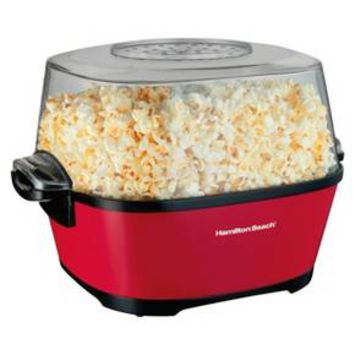 Hamilton Beach Electric Popcorn Maker with Stir Arm- 73302