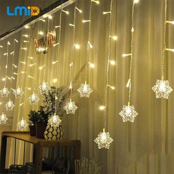 Snowflake Home Decoration  Lights