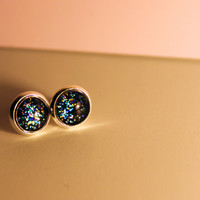 galaxy earrings - aliya